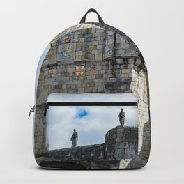 York Minster and Bootham Bar Backpack