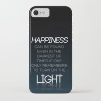 dumbledore iPhone & iPod Cases featuring Harry Potter Albus Dumbledore Quote by raeuberstochter