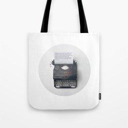 Universal Typewriter Tote Bag