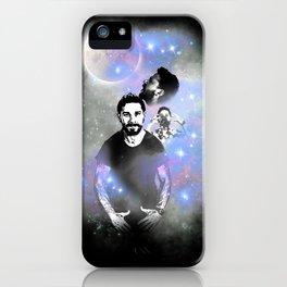 Three Shia Moon iPhone Case