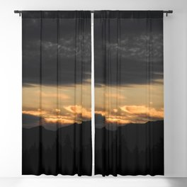 Light Far Away Blackout Curtain