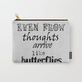 Even Flow Carry-All Pouch