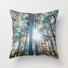 lothlorien 06 Throw Pillow