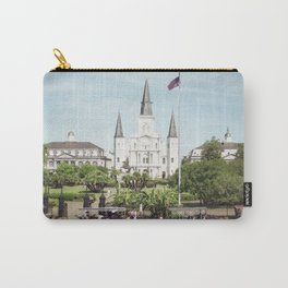 Jackson Square Carry-All Pouch