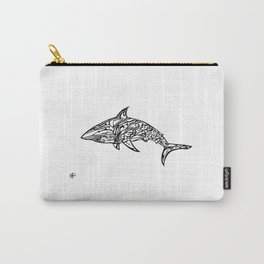 'Wet' by John McLachlan Carry-All Pouch