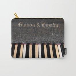Antique Mason & Hamlin Piano Carry-All Pouch