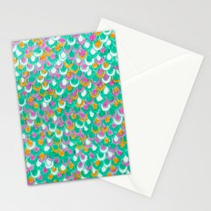 Magic Dragon Scales Stationery Cards