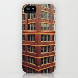 Corner of Elm iPhone Case