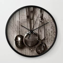 KITCHEN EQUIPMENT - Duplex Wall Clock