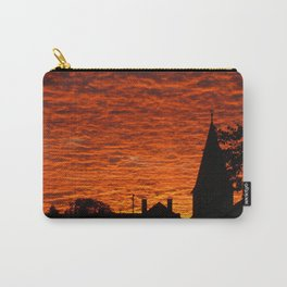 Red Skies Photographic Carry-All Pouch