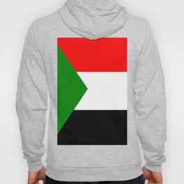 Flag of Sudan Hoody