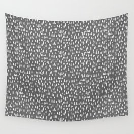 evergreen forest Wall Tapestry