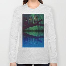 owl-77 Long Sleeve T-shirt