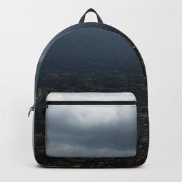 Rain Over Houston Backpack
