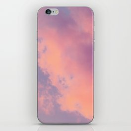 Pastel Twilight iPhone Skin