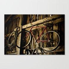 Vibrant Relic Canvas Print