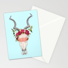 FRIDA SKULL Stationery Cards