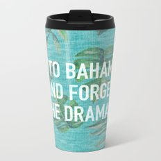 Go to Bahamas Metal Travel Mug