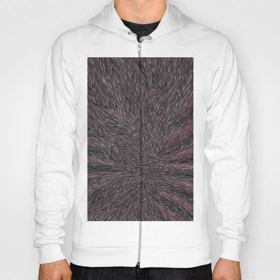 Abstract - Raven Flow. Hoody