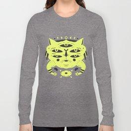 Sand Cat Long Sleeve T-shirt