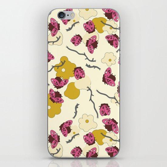 Ladybugs iPhone Skin