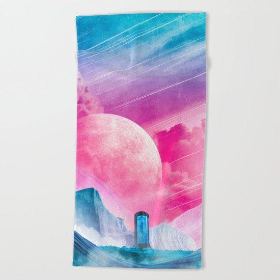 Starseeker Beach Towel