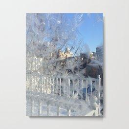 White city Metal Print