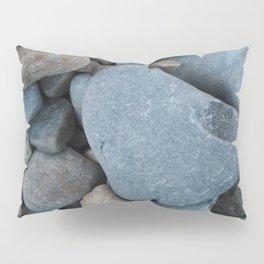 Heart Rock Pillow Sham