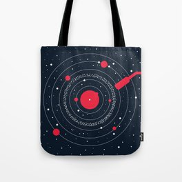 Space Jam Tote Bag