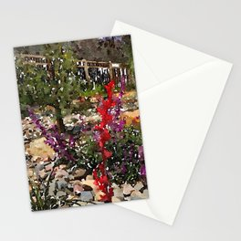 California Lawn Stationery Cards