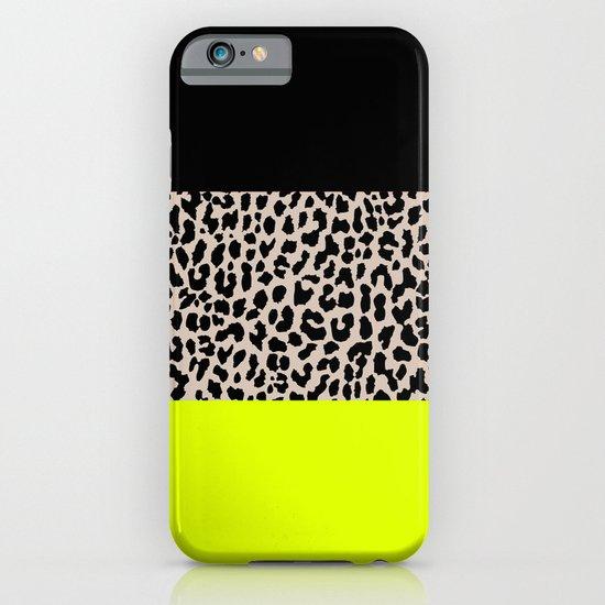 Leopard National Flag V iPhone & iPod Case