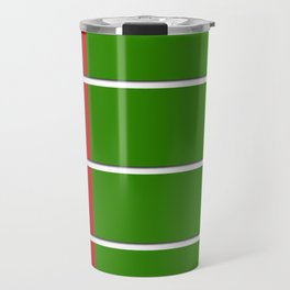 Christmas color bar Travel Mug
