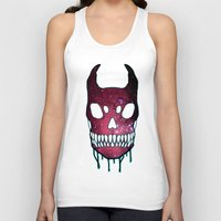 wicked Tank Tops featuring Wicked by Ealaincraft