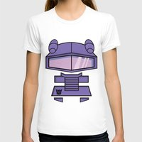 transformers T-shirts featuring Transformers - Shockwave by CaptainLaserBeam