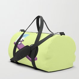 Milk and Cookie - Seesaw Duffle Bag