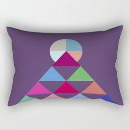 Pyramid Rectangular Pillow