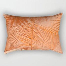 Arecales Palmae Phoenix Rectangular Pillow