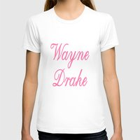 minaj T-shirts featuring Never F'd Wayne by Sincere