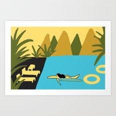 summer 2 Art Print