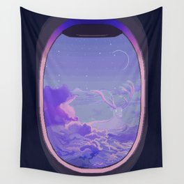 Window Seat Wall Tapestry