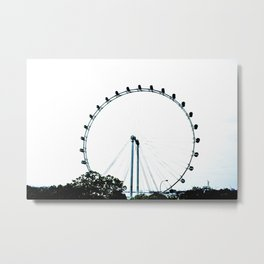 From A Car 282 Metal Print