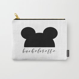 Mouse Ears Bachelorette Carry-All Pouch