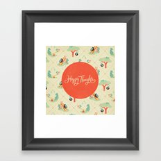 Playground Critters Framed Art Print