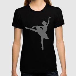 Grey Ballerinas T-shirt