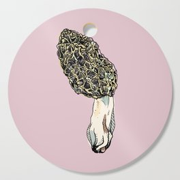 Morel Cutting Board