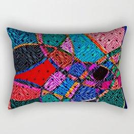 Festival Knit Rectangular Pillow