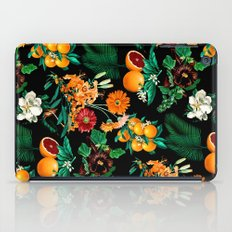 Fruit and Floral Pattern iPad Case