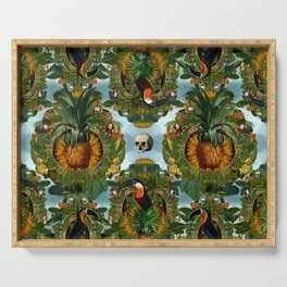 Tropical III Serving Tray