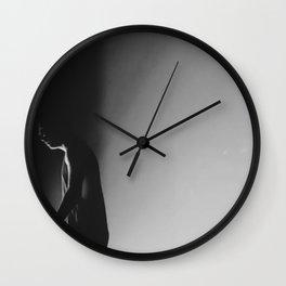 trying to sleep Wall Clock