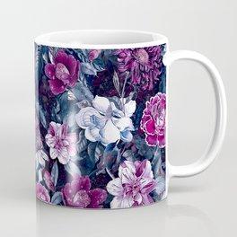 Floral Night Coffee Mug